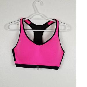 Victoria Secret Sport Bra Pink/Black 36DD